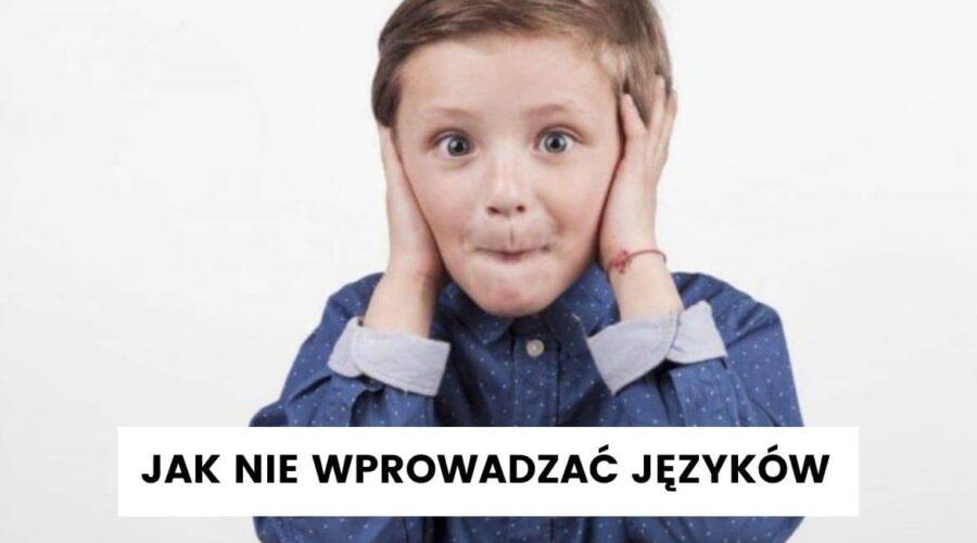 jak zacząć uczyć dzieci języków