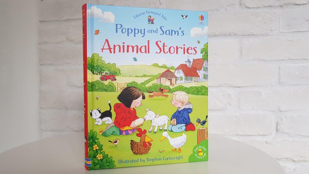 Poppy and Sam's Animal Stories Usborne