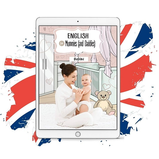 angielski dla niemowląt - gotowe zwroty dla rodziców