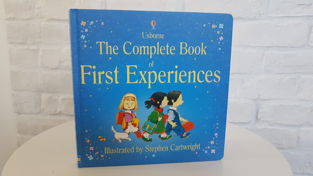 The complete book of First Experiences Usborne