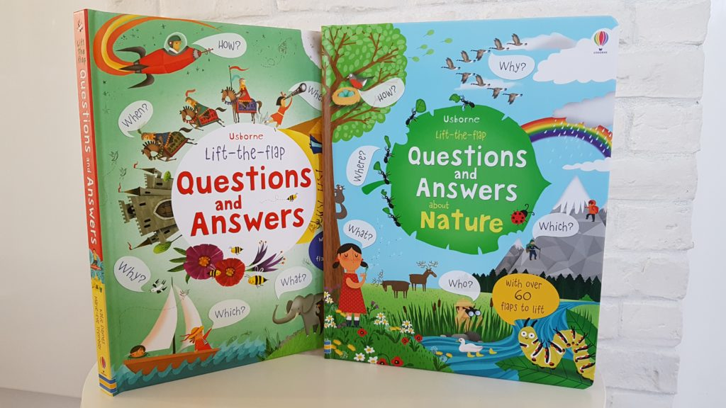 Questions And Answers Usborne