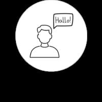 13. Ikona tlumaczenie native speaker