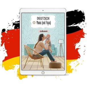 niemiecki dla rodziców deutsch fur mamas und papas zuhause