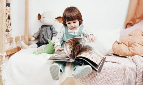 Czytam dziecku książki po niemiecku, a Ty?