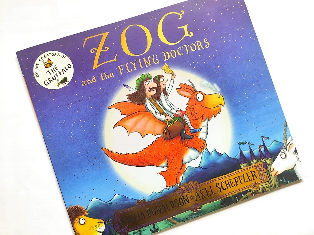 Zog and the Flying Doctors, Julia Donaldson