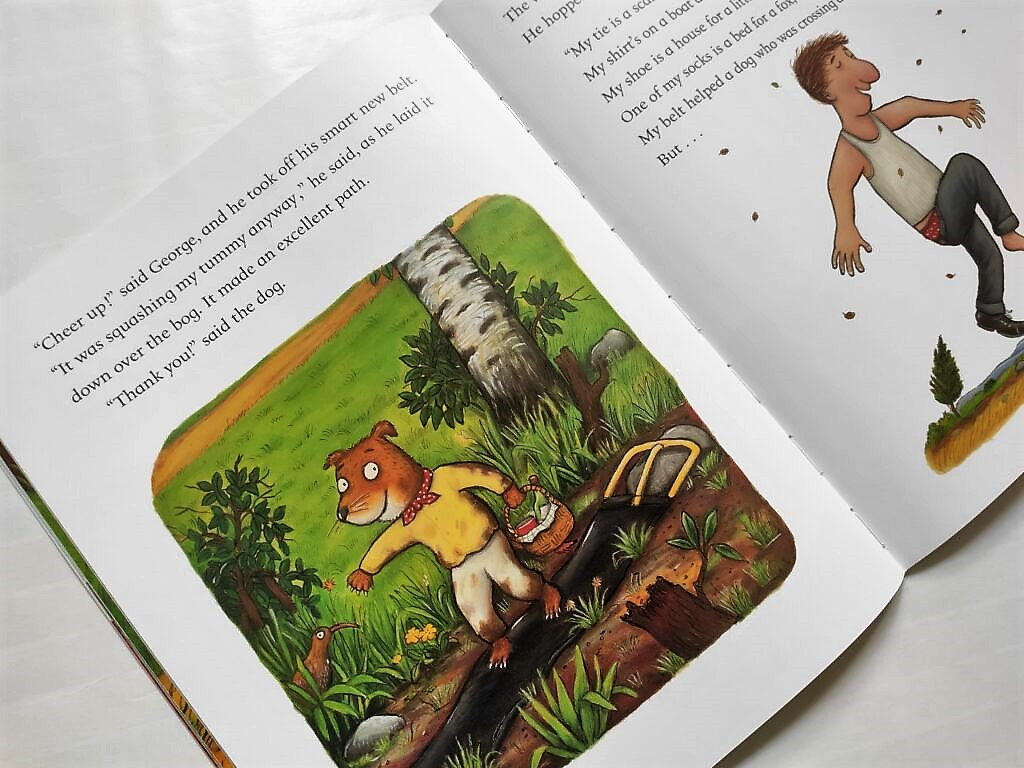 The Smartest Giant in Town, Julia Donaldson