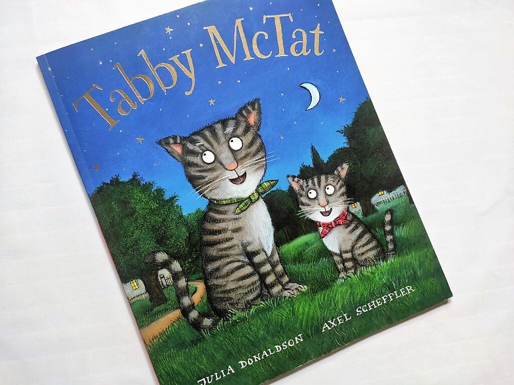 Tabby McTat, Julia Donaldson