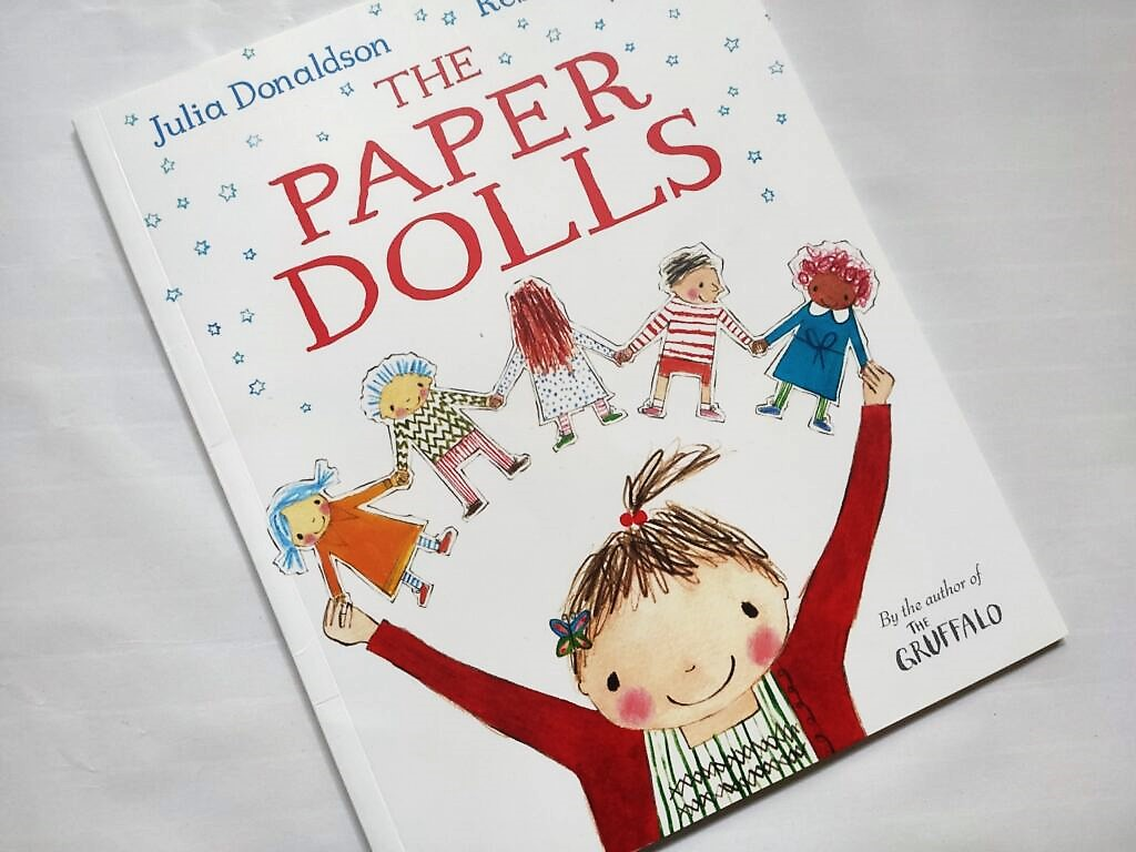 The Paper Dolls, Julia Donaldson