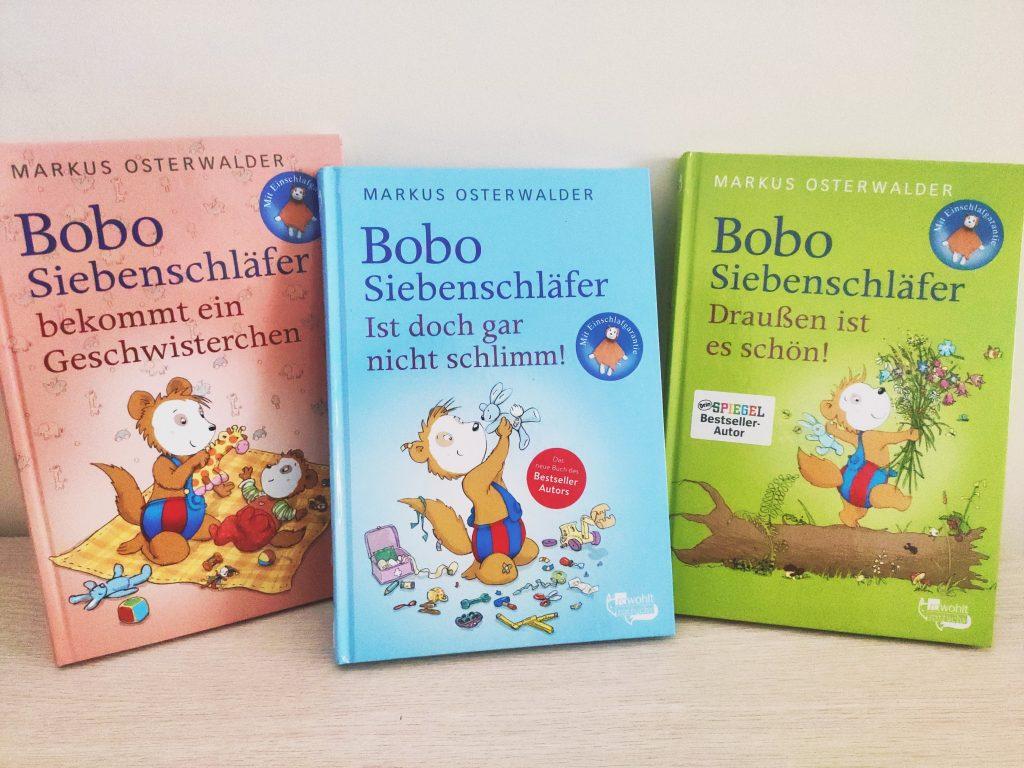 książki po niemiecku Bobo Siebenschläfer