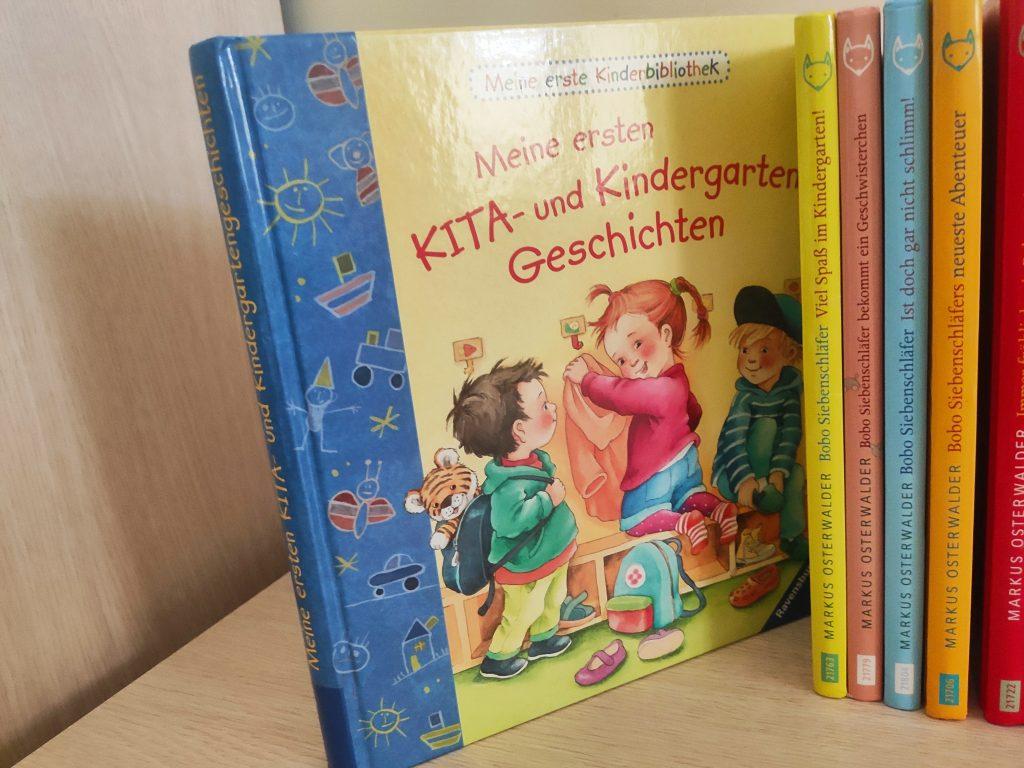 Meine ersten KITA- und Kindergarten Geschichten