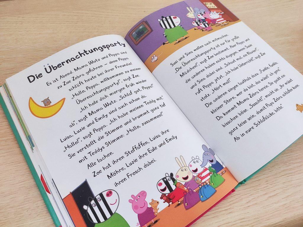książki po niemiecku dla dzieci Peppa Wutz