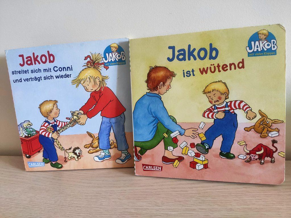 książki po niemiecku dla dzieci o Connie
