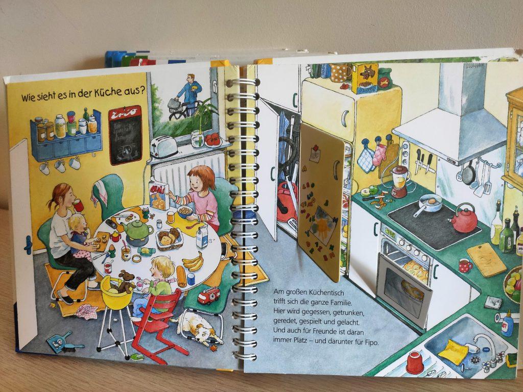 """książki po niemiecku dla dzieci """"Wieso? Weshalb? Warum? Junior"""""""