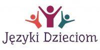 logo bloga języki dzieciom