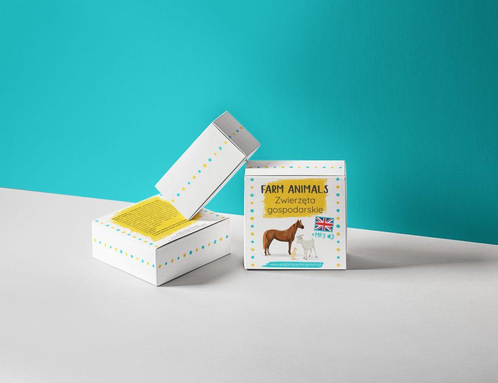 karty obrazkowe po angielsku zwierzęta