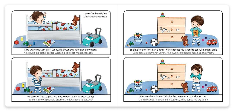 dwujęzyczna książka dla dzieci