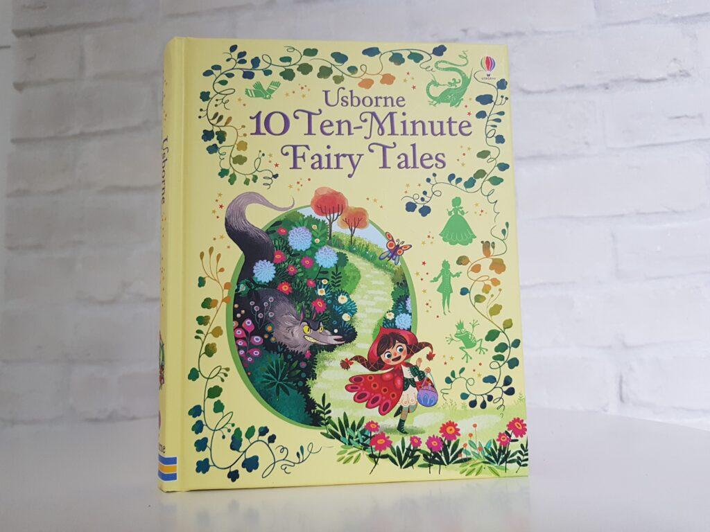 10 Ten-Minute Fairy Tales Usborne