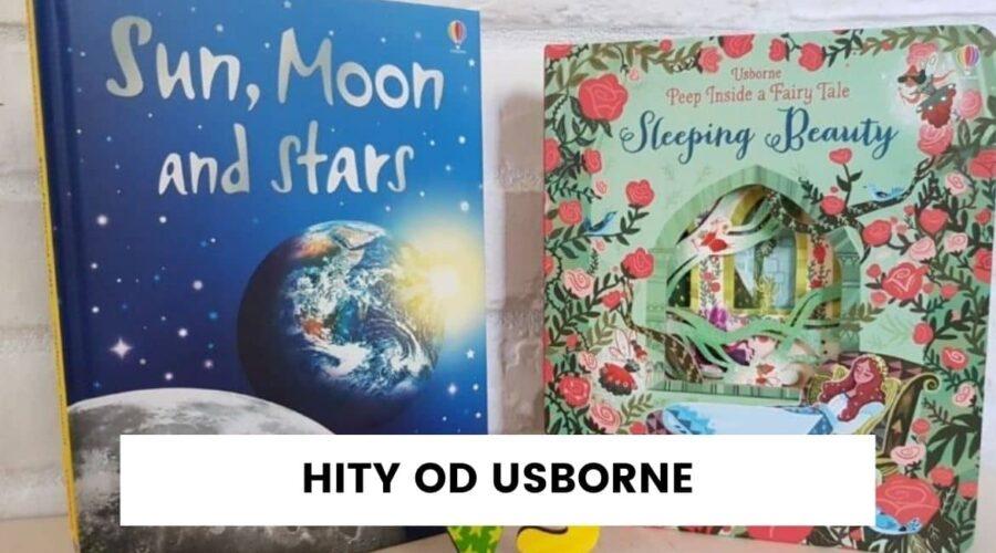 książki Usborne