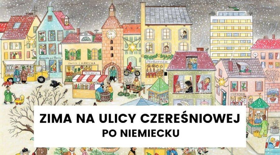 ulica Czereśniowa Zima