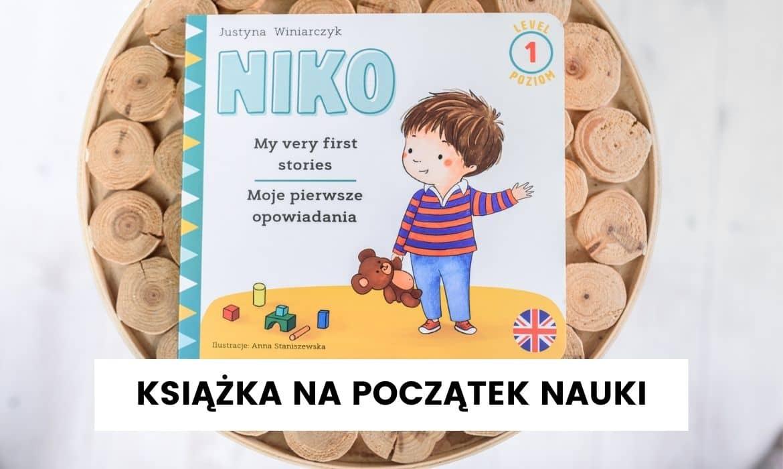 Niko – dlaczego jest to idealna pierwsza książka po angielsku dla dzieci?