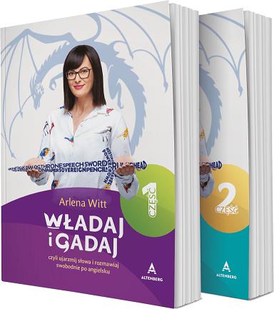 materiały do nauki angielskiego Włądaj i Gadaj Arlena Witt