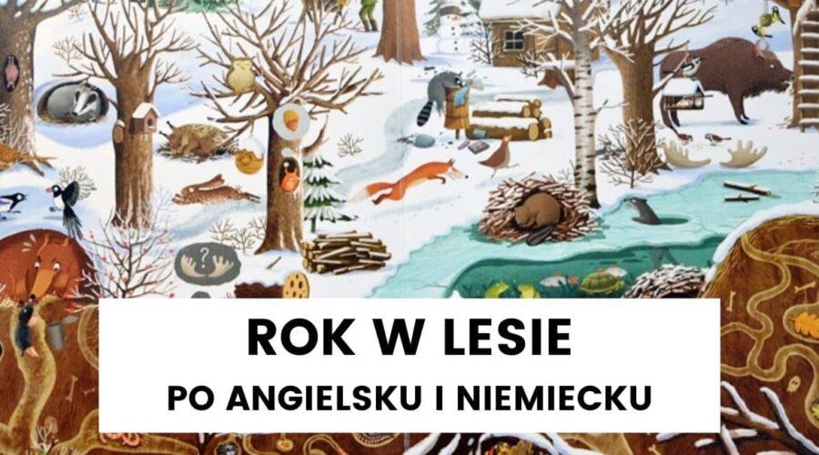 angielski i niemiecki z rokiem w lesie