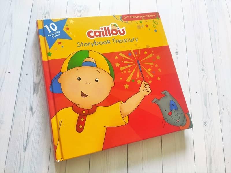 opowiadania o Caillou