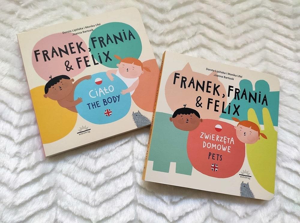 Franek Frania & Felix Ciało Zwierzęta domowe