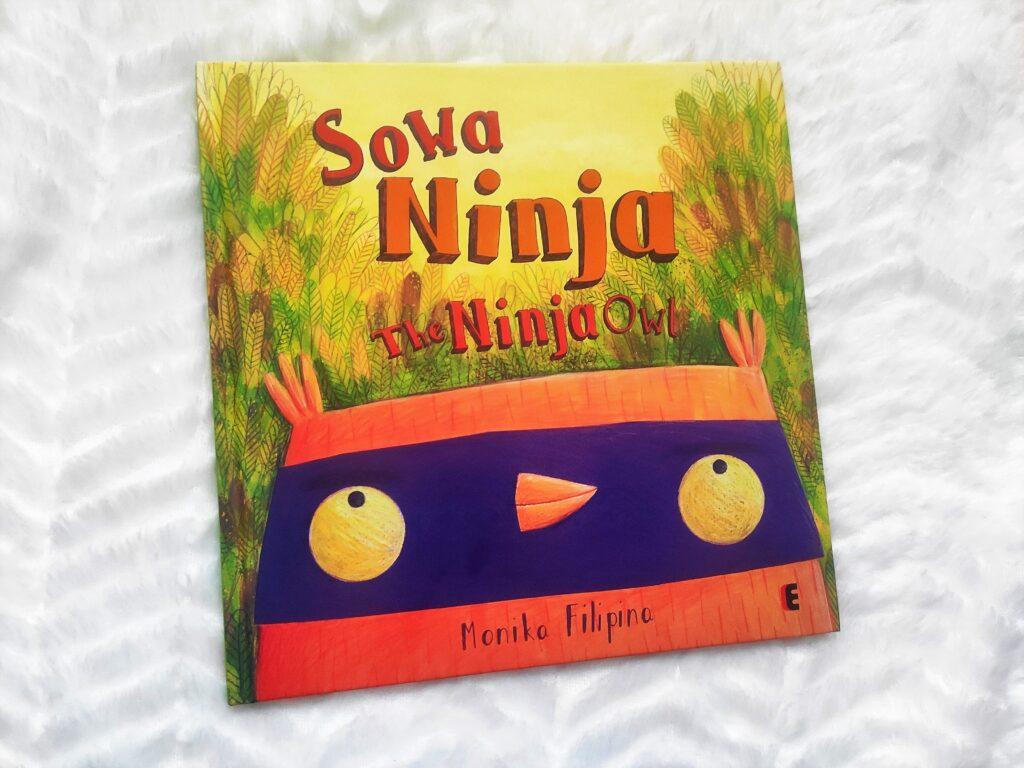 Sowa Ninja Owl Monika Filipina